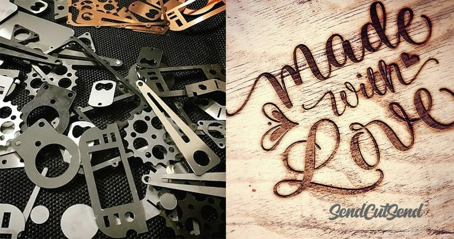 What Is Vector Cutting and How Is It Different From Raster Engraving?