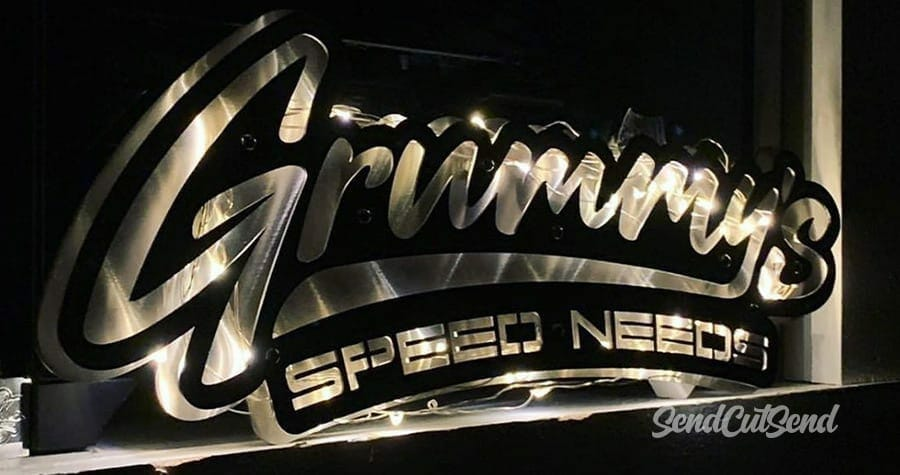 Need a Sign? Stainless Steel Shines