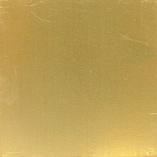 Laser-cut Brass