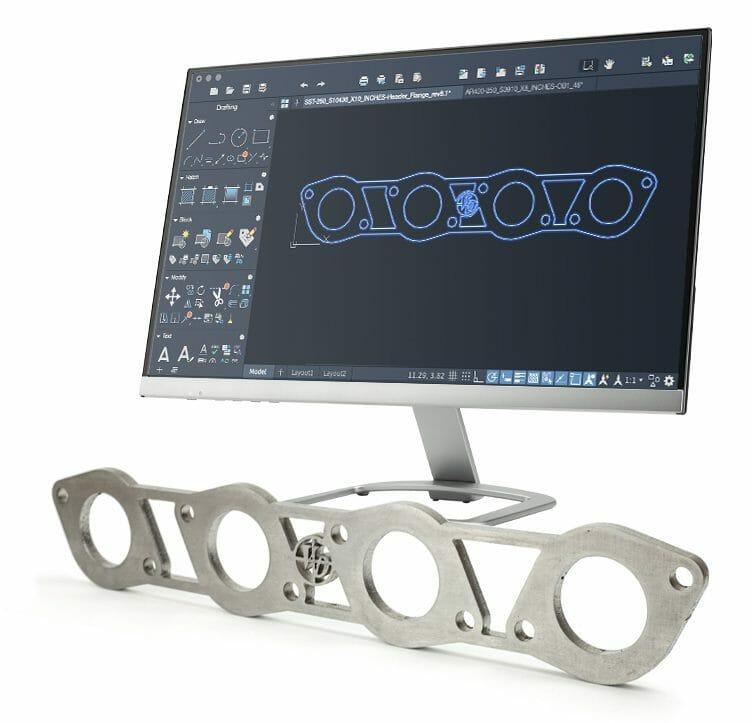 Get custom laser-cut parts in 3 days