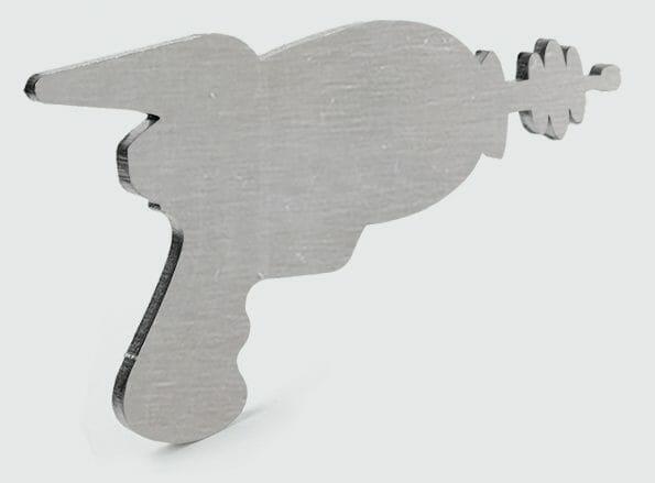 Laser-cut Aluminum from SendCutSend